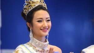 Hoa hậu Thu Ngân nói về 'scandal sau đăng quang': Lẽ gì mà đi phá hủy ước mơ