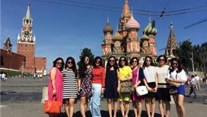Tin vui: Nga sẽ miễn thị thực du lịch song phương với Việt Nam!