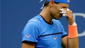 Nadal bị tay vợt đứng thứ 25 thế giới loại khỏi US Open 2016