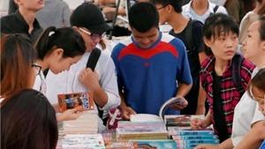 Hội sách và chuyện 'định lượng' văn hóa đọc