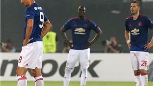 QUAN ĐIỂM: Man United chơi như thể muốn buông Europa League