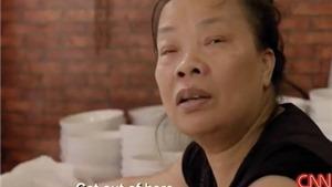 Nhà báo Trương Anh Ngọc: Tự hào gì khi bún chửi Hà Nội lên CNN?