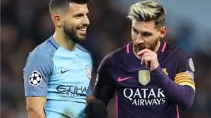 TIẾT LỘ: Aguero đã cố ngăn Messi ẩu đả với cầu thủ Man City
