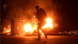 Bầu cử Mỹ 2016: Nổ súng gần khu vực biểu tình phản đối ông D.Trump