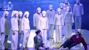Liên hoan sân khấu thử nghiệm quốc tế: 'Thử' nhưng 'nghiệm' chưa nhiều?