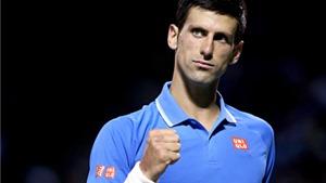 Tennis ngày 18/11: Đánh bại Goffin tại ATP World Tour Finals, Djokovic tạm đòi lại ngôi vị số 1 thế giới