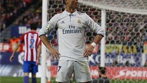 Atletico Madrid 0-3 Real Madrid: Ronaldo lập hat-trick siêu hạng, giúp Real bỏ xa Barca
