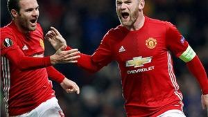 Vượt Nistelrooy, Rooney trở thành chân sút số 1 của Man United ở trời Âu