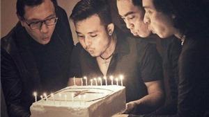Bức Tường tặng quà sinh nhật cho Trần Lập: Một 'tháng 12 rất đẹp'