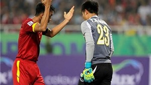 Thủ môn Việt Nam: Ai cũng có thể mắc sai lầm ở AFF Cup