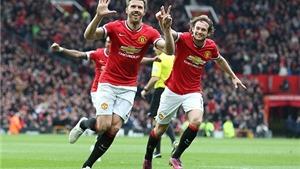 Man United bất bại 10 trận vì có... Michael Carrick