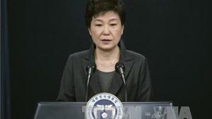 Quyền Tổng thống Hàn Quốc Hwang Kyo-ahn đối mặt với nhiều khó khăn