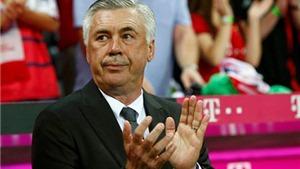 Ancelotti gây sốc khi mắng Arsenal và Man United thích TIỀN hơn những chiếc cúp
