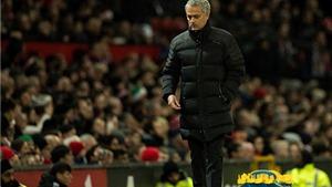 Lộ lý do Mourinho bị phạt nặng chỉ vì đá chai nước