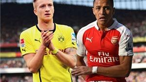 Sanchez chơi trò 'nước đôi', Wenger nhắm Marco Reus thay thế