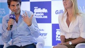Tennis 2017: Federer, Sharapova và năm của những sự trở lại