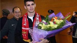 'Oscar đến Trung Quốc là vì... tình yêu bóng đá'