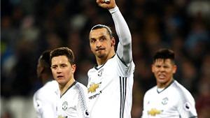 Vòng 20 Premier League: M.U thắng may. Man City thắng kịch tính. Liverpool hòa đau đớn