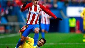 Griezmann nổi cáu, lôi Messi, Ronaldo ra khi được hỏi về tin đồn tới M.U