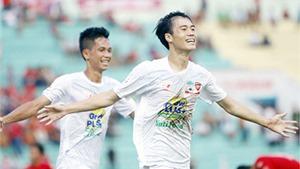 Lịch TRỰC TIẾP vòng 1 Toyota V.League 2017