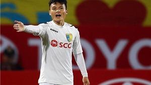 Quang Hải, trọng tài và một bức tranh V-League sống động