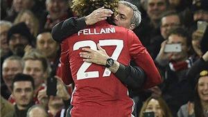 Mourinho khen Fellaini, muốn CĐV Man United phải cuồng nhiệt hơn nữa