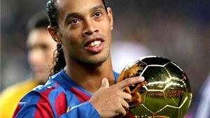 Tâm thư Ronaldinho gửi chính mình năm 8 tuổi: 'Họ không hiểu vì sao cậu luôn cười khi chơi bóng'