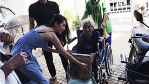 Công Vinh, HAGL tích cực làm từ thiện những ngày cận Tết