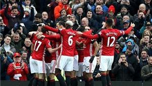 Premier League cuối tháng 2: Khổ nhất Man United. Sướng nhất... Liverpool