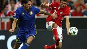 Đối thủ của Man United từng khiến Bayern Munich 'sấp mặt' ở Champions League mùa này