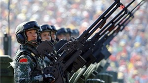 Vì sao Trung Quốc định tăng chi quốc phòng?