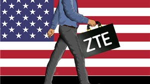 Mỹ phạt Tập đoàn ZTE của Trung Quốc khoản tiền kỉ lục 1,2 tỉ USD
