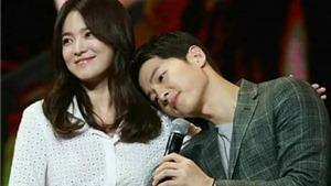 Song Hye Kyo chỉ coi Song Joong Ki là cậu em trai bé bỏng