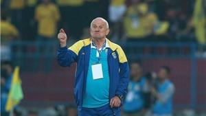 'HLV Petrovic giúp nâng tầm V.League'