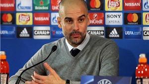 Pep Guardiola: 'Man City thua, nhưng tôi không sai về chiến thuật'