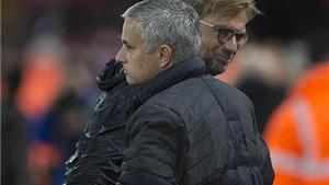 Juergen Klopp 'vào hùa' với Mourinho khi nhắc lại vấn đề 'ai cũng biết' ở Premier League