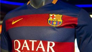 CĐV Barcelona phẫn nộ vì dòng chữ 'UEFAlona' trên áo đấu