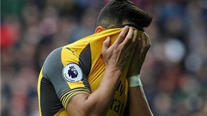 ĐIỂM NHẤN West Brom 3-1 Arsenal: Wenger lập kỉ lục đáng hổ thẹn. Sanchez bị 'đánh hội đồng'