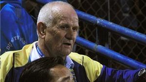 HLV Petrovic: 'FLC Thanh Hóa phải đá với 14 cầu thủ trên sân'