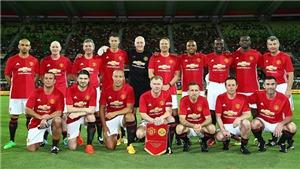 Cựu sao Man United bị chỉ trích vì đá BẨN ở trận đấu từ thiện