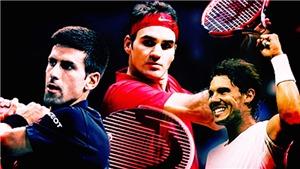 Tennis ngày 5/4: Nadal vẫn sẽ là số 1 nếu không có Federer và Djokovic. Serena Williams tung ảnh váy cưới