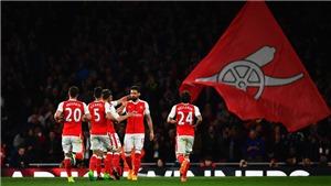 Arsenal 3-0 West Ham: Cảm hứng Oezil giúp Arsenal đẩy Man United xuống thứ 6