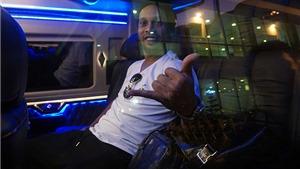 Ronaldinho đã trở lại Việt Nam