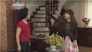 Tập 6 'Sống chung với mẹ chồng': Cãi mẹ chồng, trầm cảm ngay