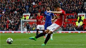 Ander Herrera đã giúp Man United vùi lấp Chelsea ở Old Trafford