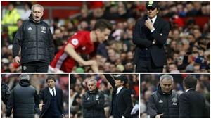 PHÂN TÍCH CHIẾN THUẬT: Mourinho đã tính toán chính xác và thông minh để hạ gục Conte