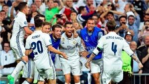 Real Madrid 4-2 (chung cuộc: 6-3) Bayern Munich: Hat-trick của Ronaldo và trọng tài giúp Real đi tiếp