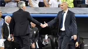 Ancelotti: 'Không thể quyết định vé vào Bán kết theo cách này được'