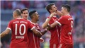 Video clip highlights trận Bayern Munich 5-0 Freiburg