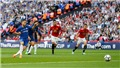 Chelsea 1-0 Manchester United: Hazard tỏa sáng. M.U nhìn Chelsea giành FA Cup